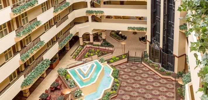 Lobby Atrium