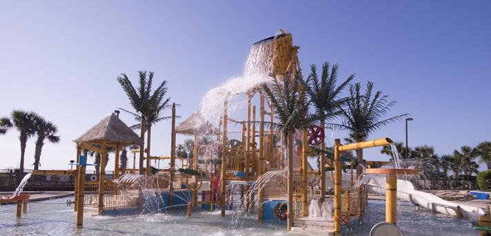 Splash! Waterpark Rides
