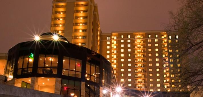 Hotel/ Luke Exterior