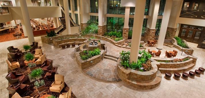 Lobby/ Atrium View