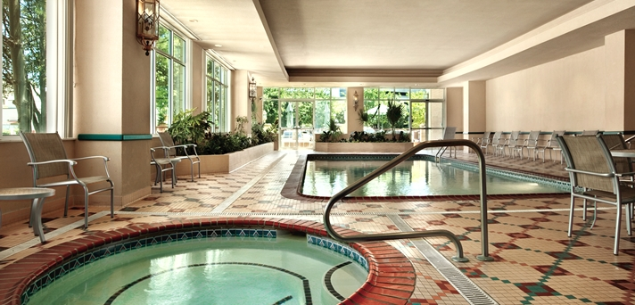 Indoor Pool/Whirlpool