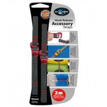Sea to Summit - Accessory Straps with Hook Release
