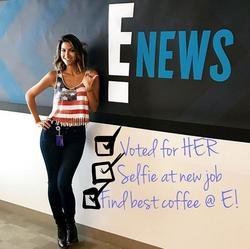 At                               E! News                              