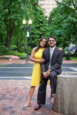 Payal withe her husband Sanjay                                                                  [5]                                                               