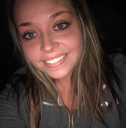 Megan Marie Penney pictured in January 2018