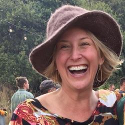 Christine Loeber pictured in November 2017