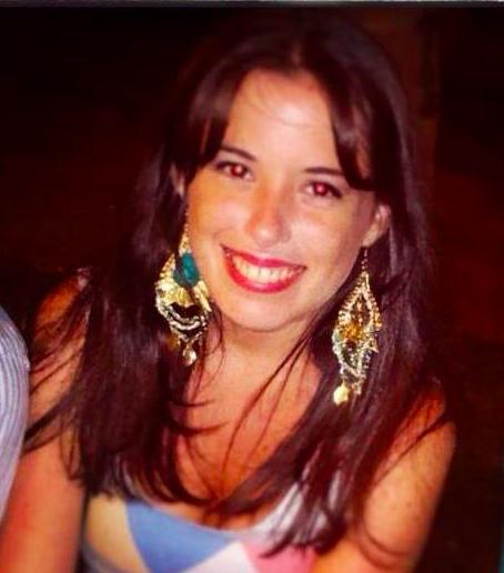 Carla Vallejos Blanco Pictured In November