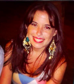 Carla Vallejos Blanco pictured in November 2014