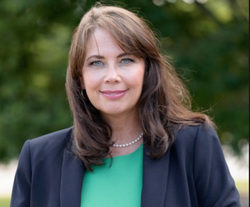 Karen Mallard's candidacy portrait.