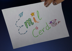 Zing to Emil Cerda, by her female fans