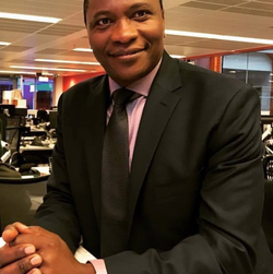 Venuste Nshimiyimana pictured in December 2017