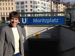 Judith Moritz pictured in November 2014