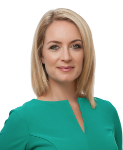 Beccy Meehan pictured on her website