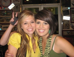 Photo of Bre Payton and a friend from 2007 [5]​