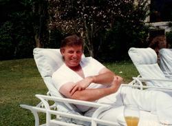Photo ofDonald Trump taken byBarbara Ann Moore.