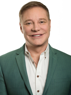 Photo of former MTV​ executive Brian Graden who Rovier Carrington has accused of aggravated sexual abuse.