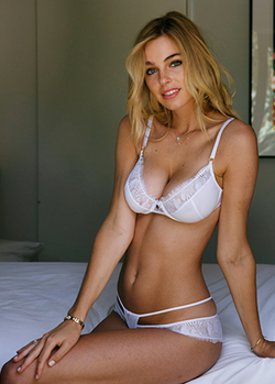 Elizabeth Turner on lingerie​ [15]​