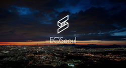One of the main logos of                               EOSeoul.