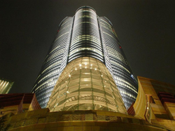 Roppongi Hills Tower, Tokyo, home of ATIP QuIST Project