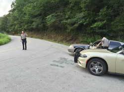Clay County deputies holding checkpoints near the last place that authorities saw Lawson [14]​