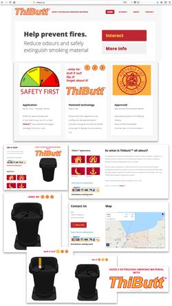 Website Development Sample work by: Adam Ashley Warren