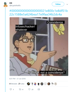 Meme related to00000000000000000021e800c1e8df51b22c1588e5a624bea17e9faa34b2dc4a