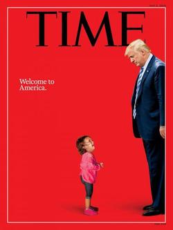The Time Magazine cover of Yanela Hernandez