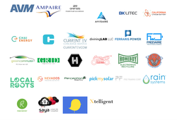 Illustration of the companies that are part of the incubator's portfolio.