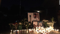 Vigil                              ​ held for Vincent Gonzalez by his family                                                                  [2]                                                               ​