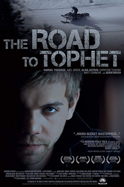 Official Movie Sleeve - The Road to Tophet