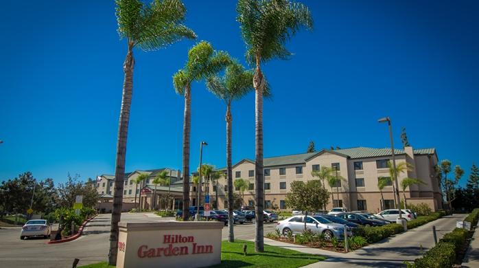 Welcome to the Hilton Garden Inn Montebello Hotel