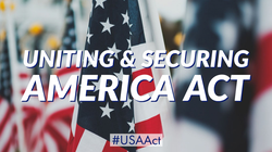 Ammar Campa-Najjar is a supporter of the Uniting and Securing America (USA) Act a bipartisan bill to create a workable Deferred Action for Childhood Arrivals​ (DACA)-border security​ solution [20]​