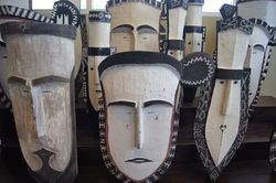 Pacific Island Ethnic Art Museum / display