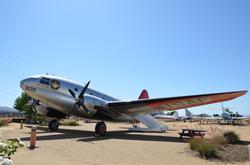 Joe Davies Heritage Airpark at Palmdale Plant 42