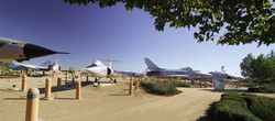 Joe Davies Heritage Airpark at Palmdale Plant 42 / display.