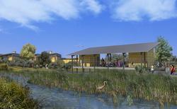 San Gabriel River Discovery Center
