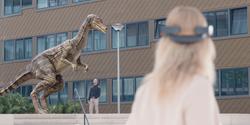 Infiniverse dinosaur image