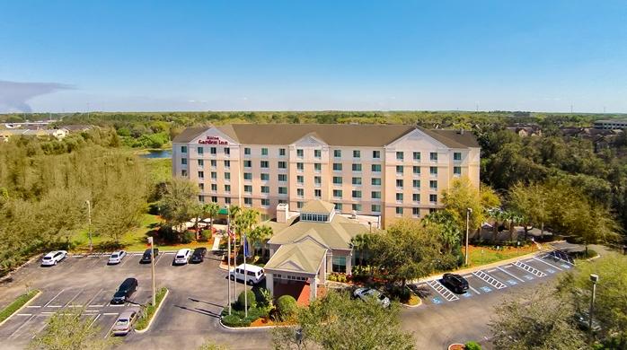 Hilton Garden Inn Tampa North Hotel, FL -Exterior