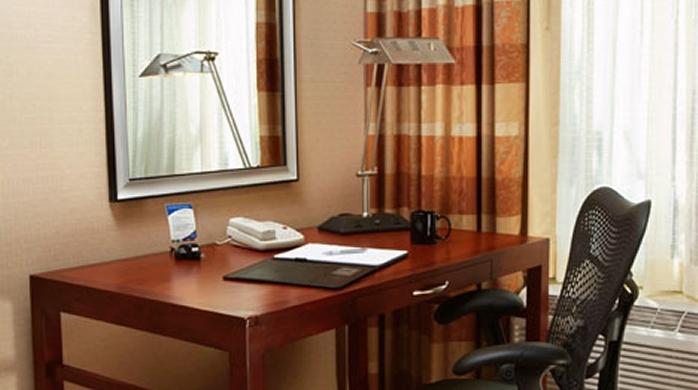Work Desk Area
