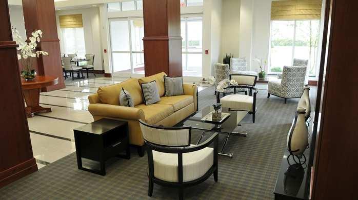 Pavilion Lobby Seating