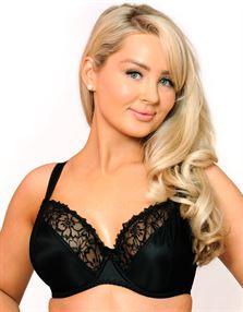 Picture of Flirtelle Eva Plunge Bra Black