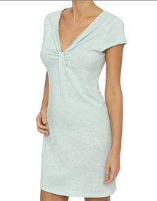 Picture of Lingadore Kalia Dress With Twist Charl Blue