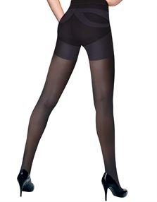 Picture of Playtex Triple Action Sheer Tights 20D Black