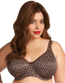 Picture of Elomi Asia Moulded Bra Leopard