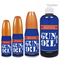 Gun Oil H2O Lubricant