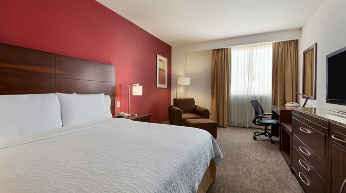 King Guestroom Bed