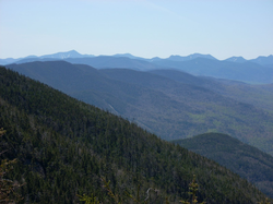 The Adirondack Mountains of Upstate New York form the southernmost zone in the Eastern forest-boreal transition ecoregion of North America.