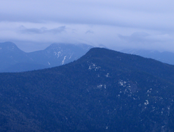 The Adirondack High Peaks region.