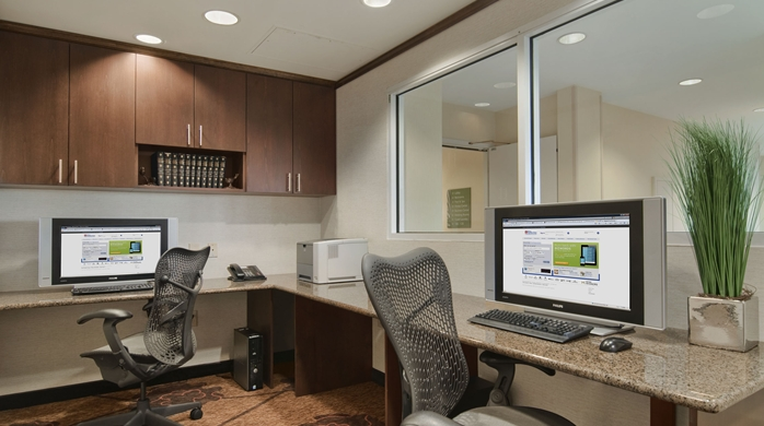 - Business Center