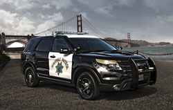 The Ford Police Interceptor Utility Vehicle replaced the Ford Crown Victoria Police Interceptor in 2013.